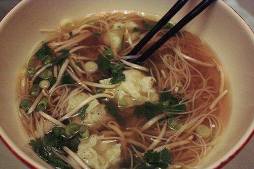 Vietnamese Pho with Fish Balls | Crispy Duck Diary